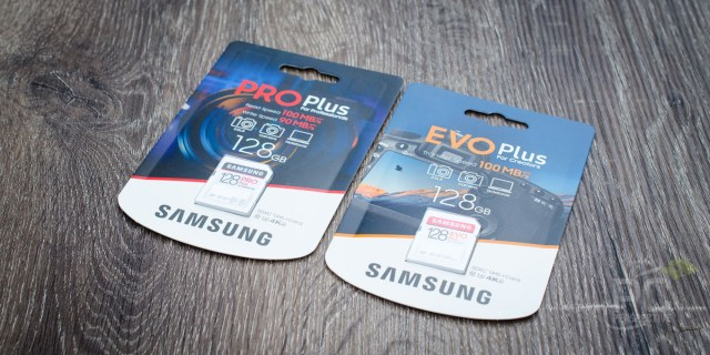 Samsung PRO Plus and EVO Plus SD Card Review 2