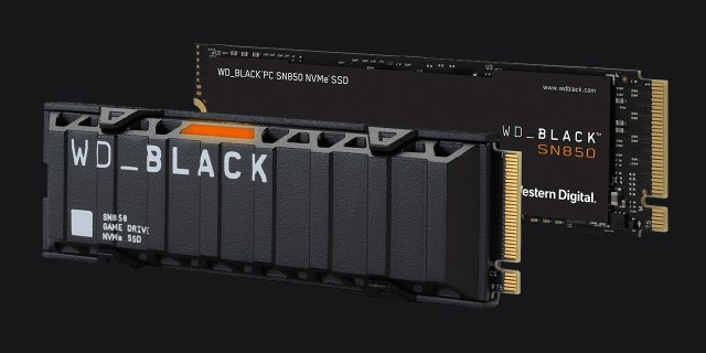 Western Digital WD_BLACK SN850 NVMe PCIe Gen4 SSD On the Way 2