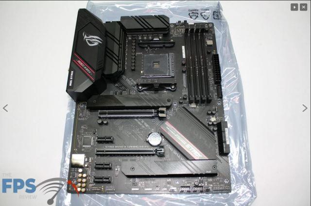 ASUS ROG STRIX B550-F GAMING WI-FI, AMD And ThunderBolt 2