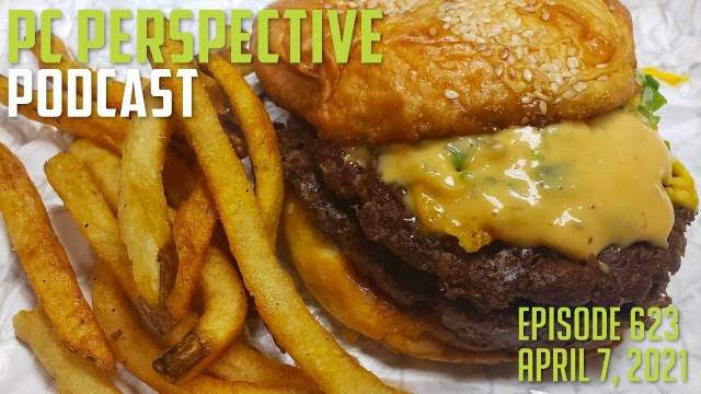 Podcast #623 – Burgers are back. Zen 3 and QNAP Security, Right 2 Repair, AMD 6800 XT Black, RTX Voice + MoRe!! 2