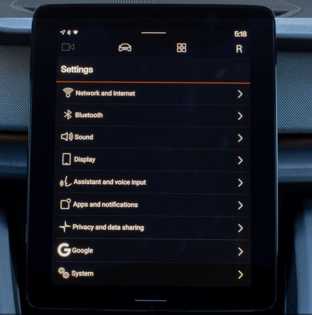 Meet The Android Automotive OS 2