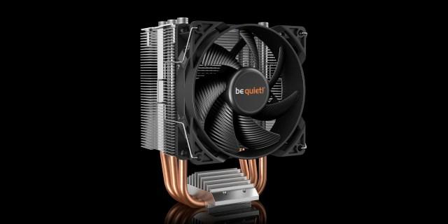 be quiet! Pure Rock Slim 2 CPU Air Cooler Review 2