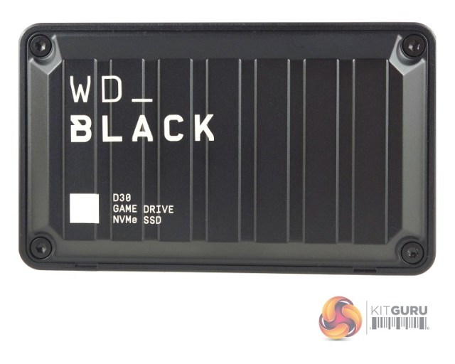 WD Black D30 Game Drive, Take Steam On The Road 2