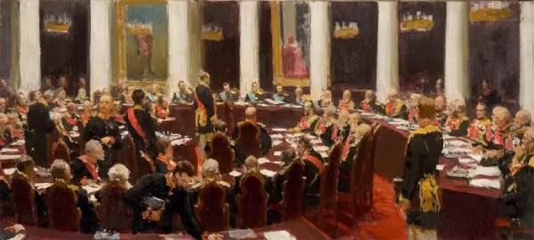 13 января 1810 г. в России был учреждён Государственный ...