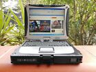 Panasonic Toughbook CF-19 PC ULTRA SOLIDE DURCI WINDOWS XP Travaux publics