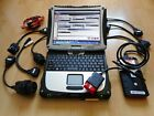 Valise de Diagnostique Auto + Panasonic Toughbook CF-19 Windows diagnostic 18