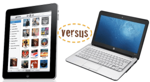 tablette VS PC portable