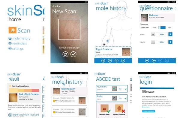 skinscan app