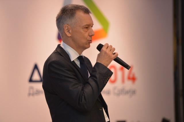 Danko Jevtović, direktor RNIDS-a, otvorio je DIDS 2014