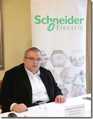 Dragoljub Damljanović_Direktor kompanije Schneider Electric