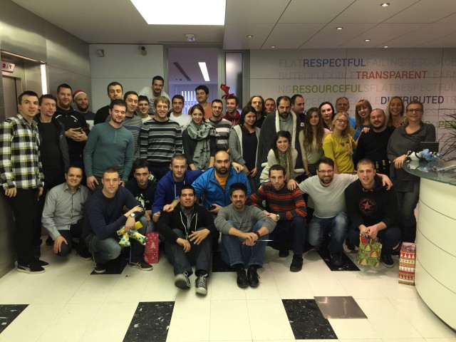 Humanity tim Beograd