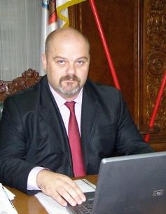 Čedomir Janjić, gradonačelnik Zrenjanina