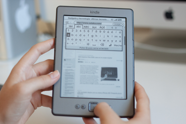 Amazon Kindle - stariji model