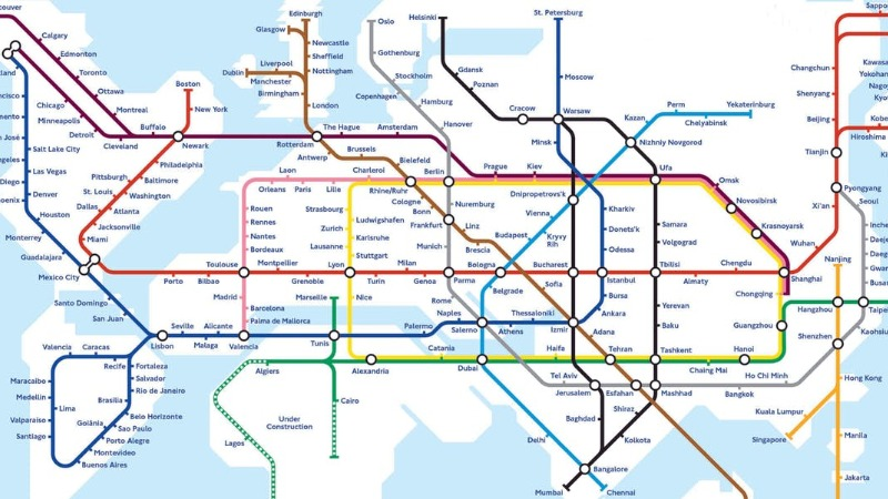 hyperloop mapa stanica svetski metro