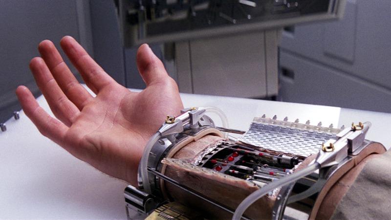 Luk Skajvoker ruka Star Wars tehnologije ratovi zvezda last jedi