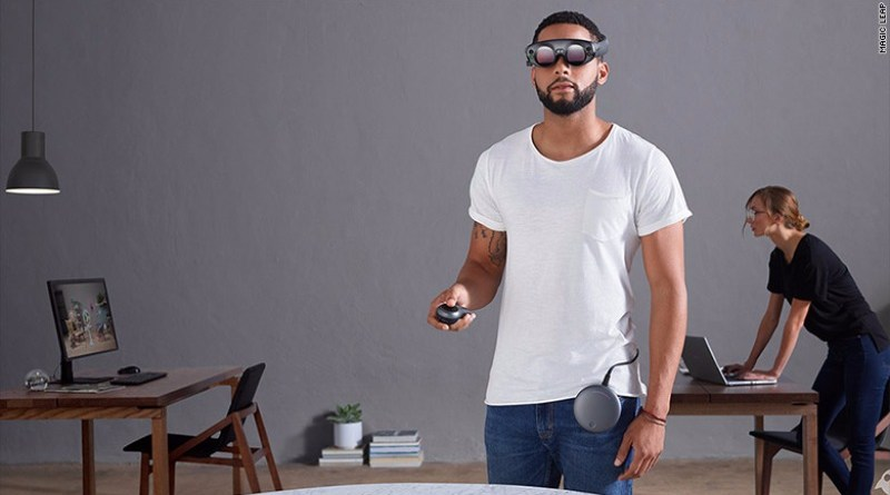 magic leap augmented reality uređaj AR tech VR