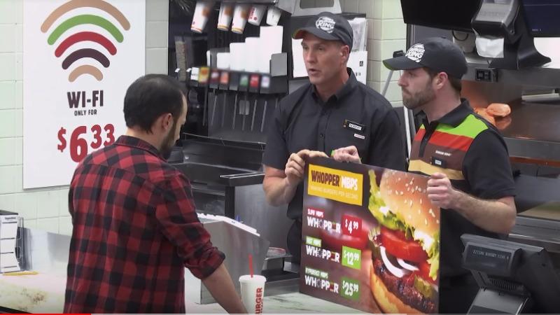 Burger King objasnio net neutralnost