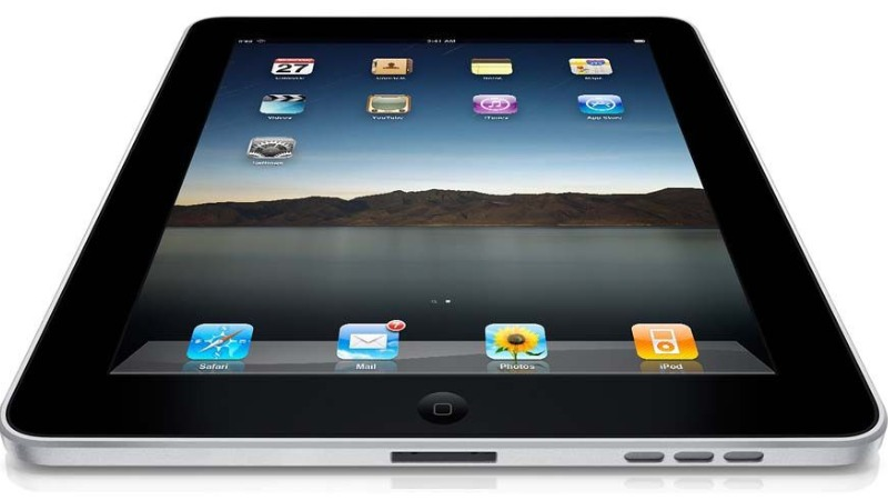 ipad 2010 apple