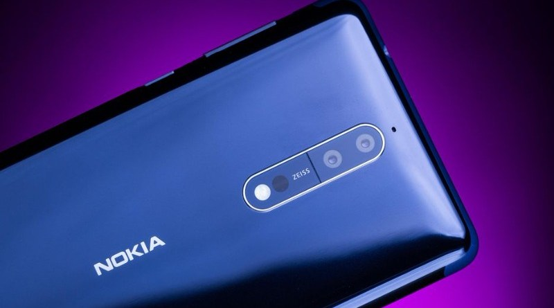 Nokia Android telefon mobilni 8