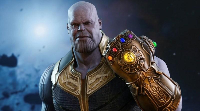 avangers 3 Thanos
