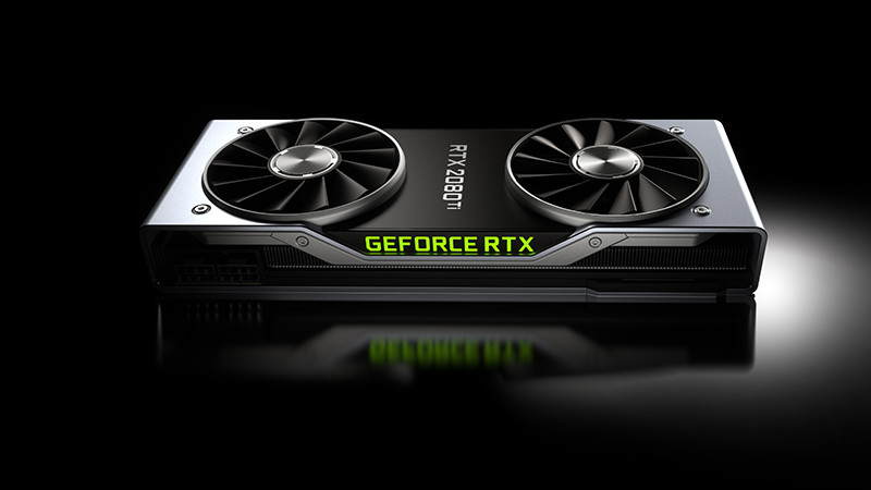 Problem with new Nvidia RTX graphics card?  