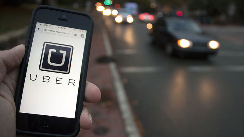uber prijavio gubitke