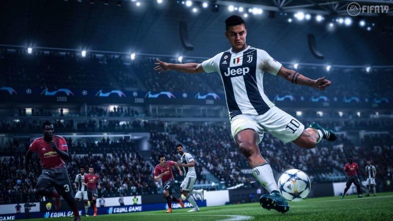 fifa 19 fudbal PS4
