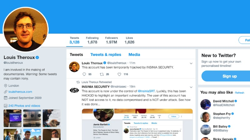 IT kompanija hakovala Twitter naloge poznatih
