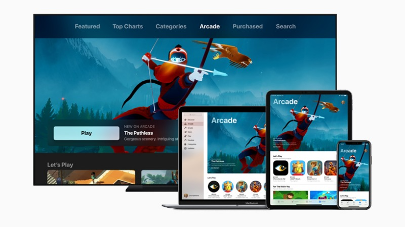 Apple Arcade servis za video-igre igrice