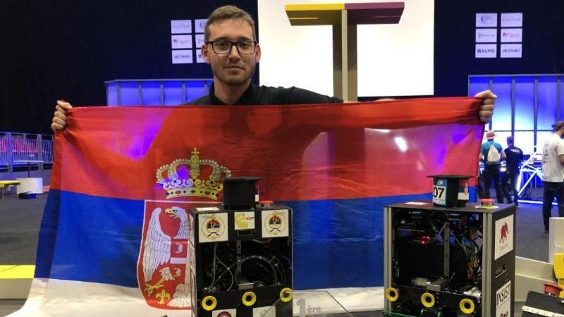 Milan Beader EuRobot 2019