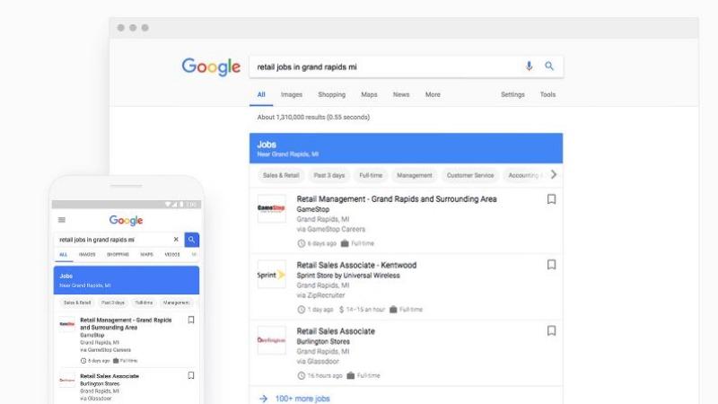 google job search poslovi