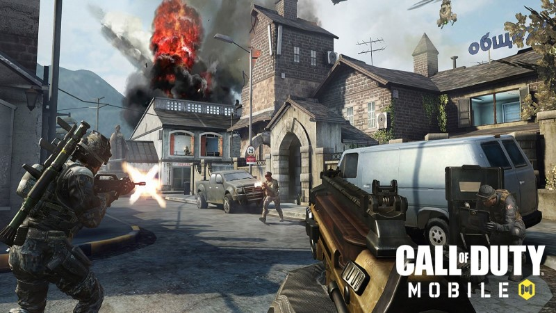 call of duty mobile 4