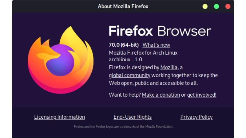 firefox mozzila