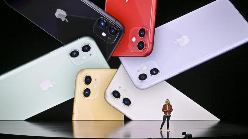 warren buffett kupio iphone