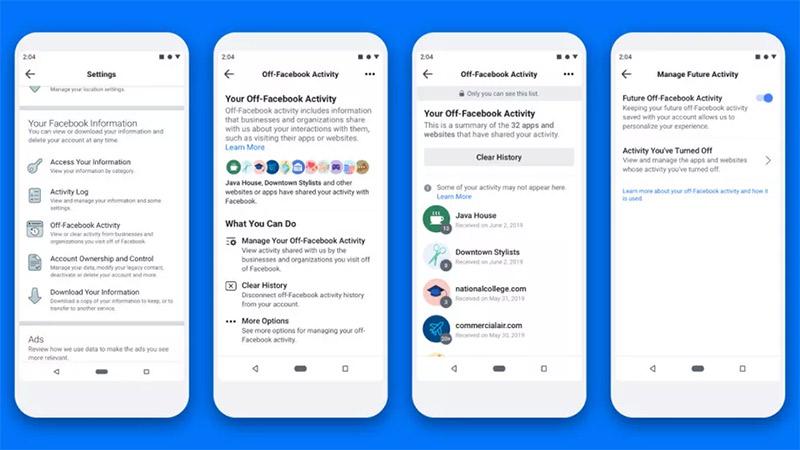 Facebook Clear History alatka dostupna u svim zemljama