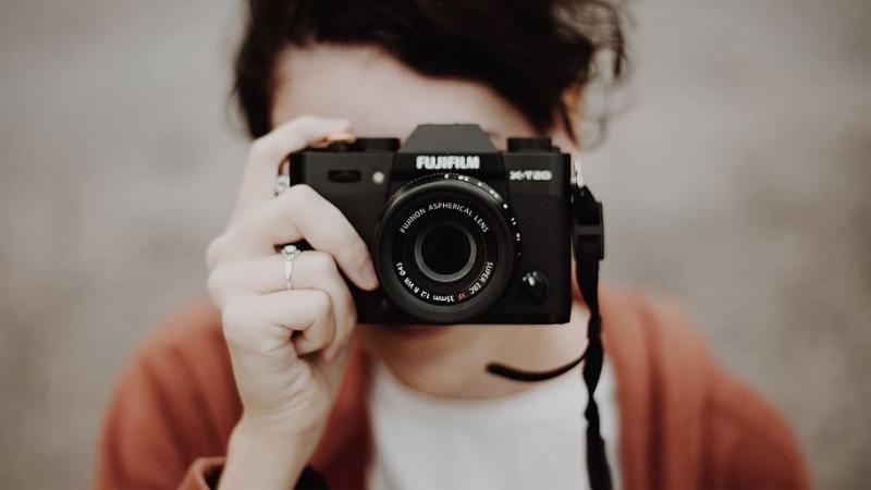 fujifilm kao webcam