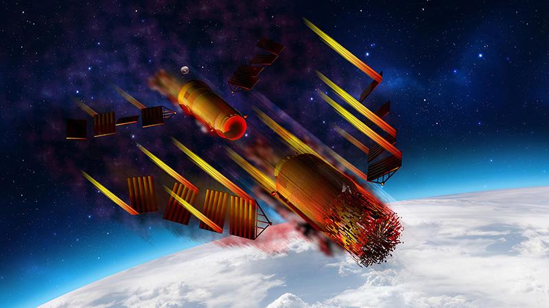 Nevolje sa kosmičkim otpadom