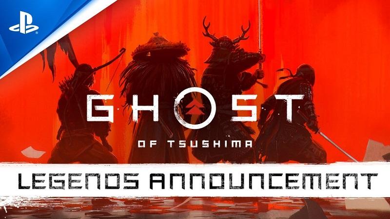 ghost of tsushima ažuriranje