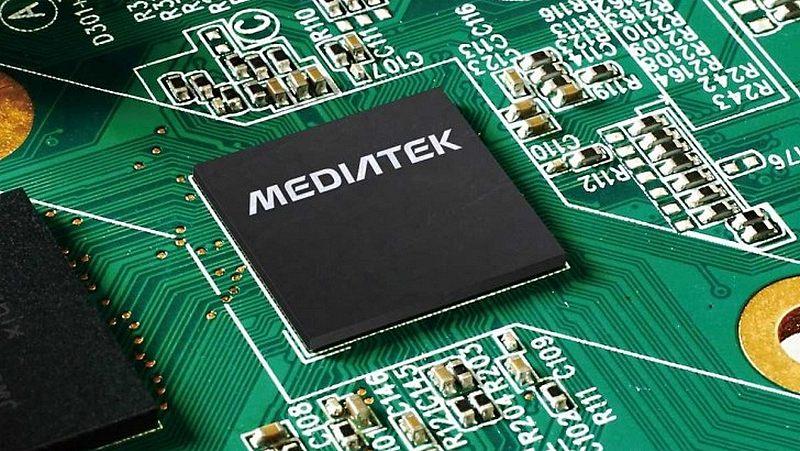 mediatek procesori