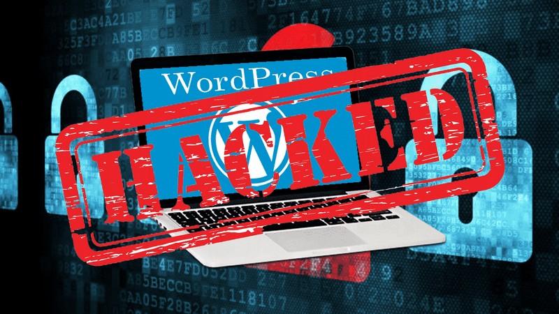 wordpress hacked