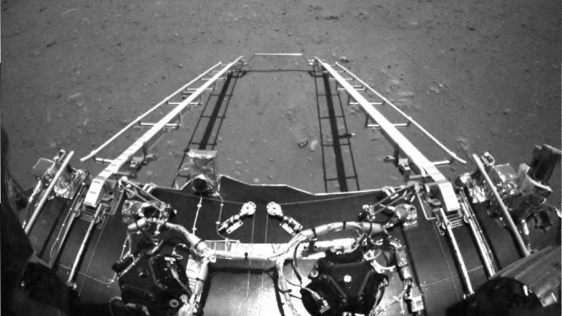 Mars sa kineskog rovera