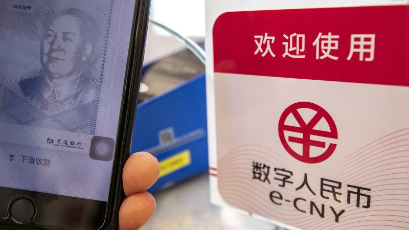 Mušterija plaća digitalnim juanom