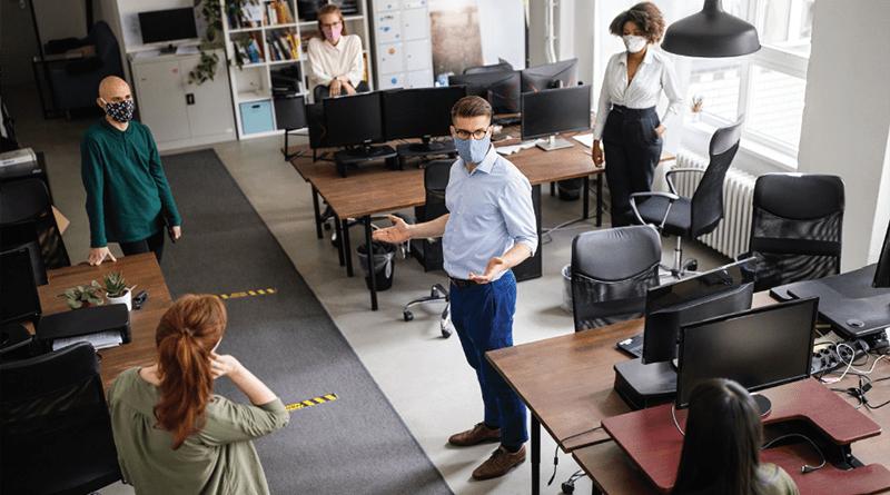 PC Press - Povratak u kancelarije