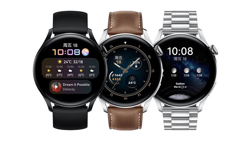 Zdravlje je na prvom mestu – zato je tu Huawei Watch 3 Pro pametni sat