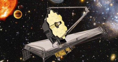 Raspakivanje: Naslednik Hubble  teleskopa