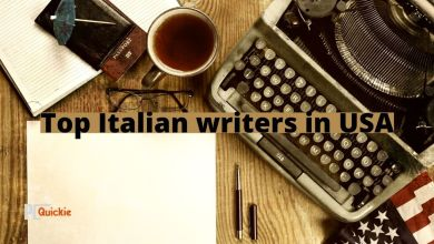 Top Italian writers in USA