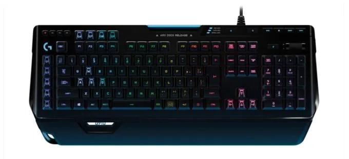 ロジクール ゲーミングキーボード G910r