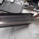 Dell D630 Heatsink