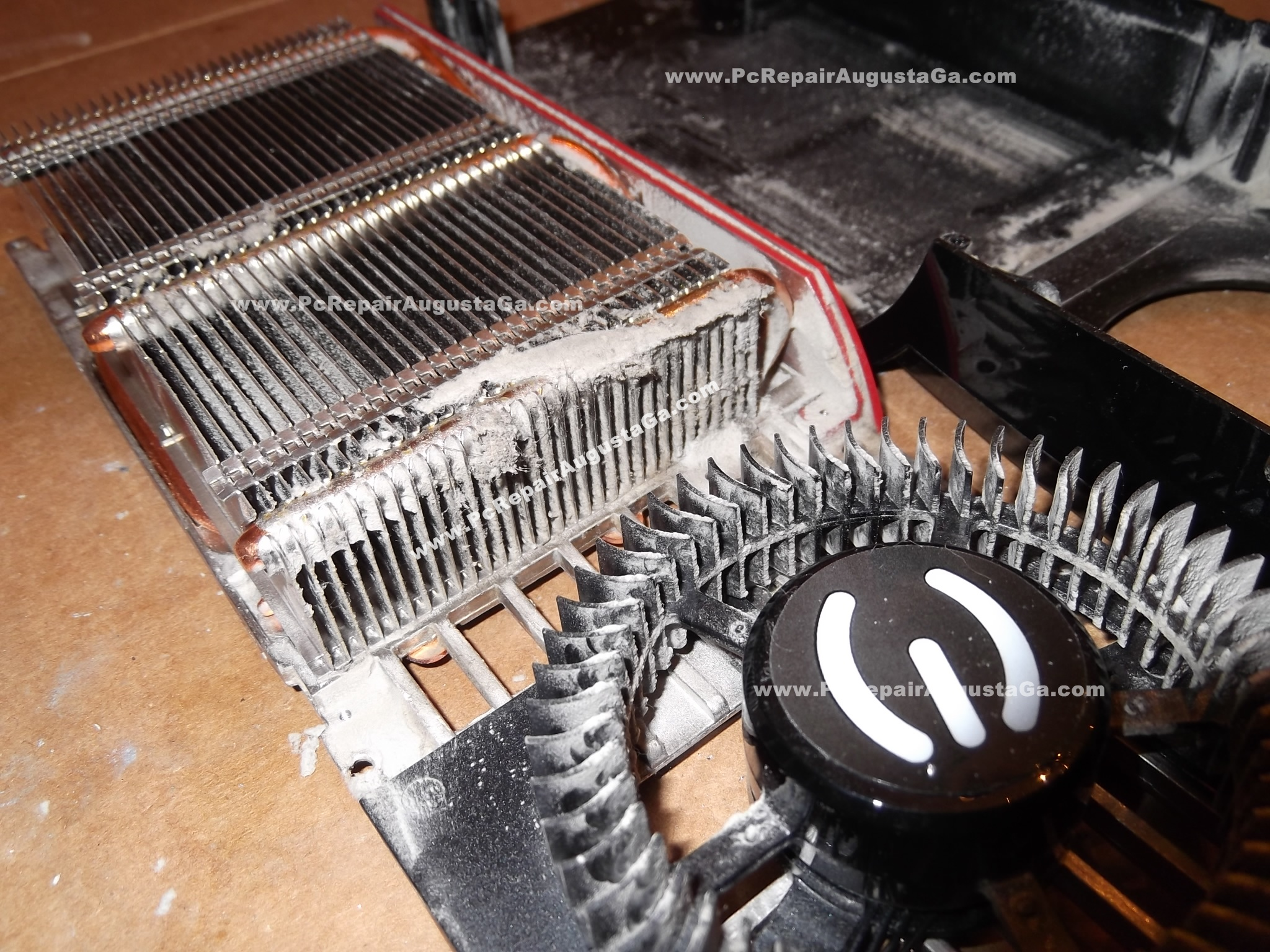 EVGA GTX 275 Overheating
