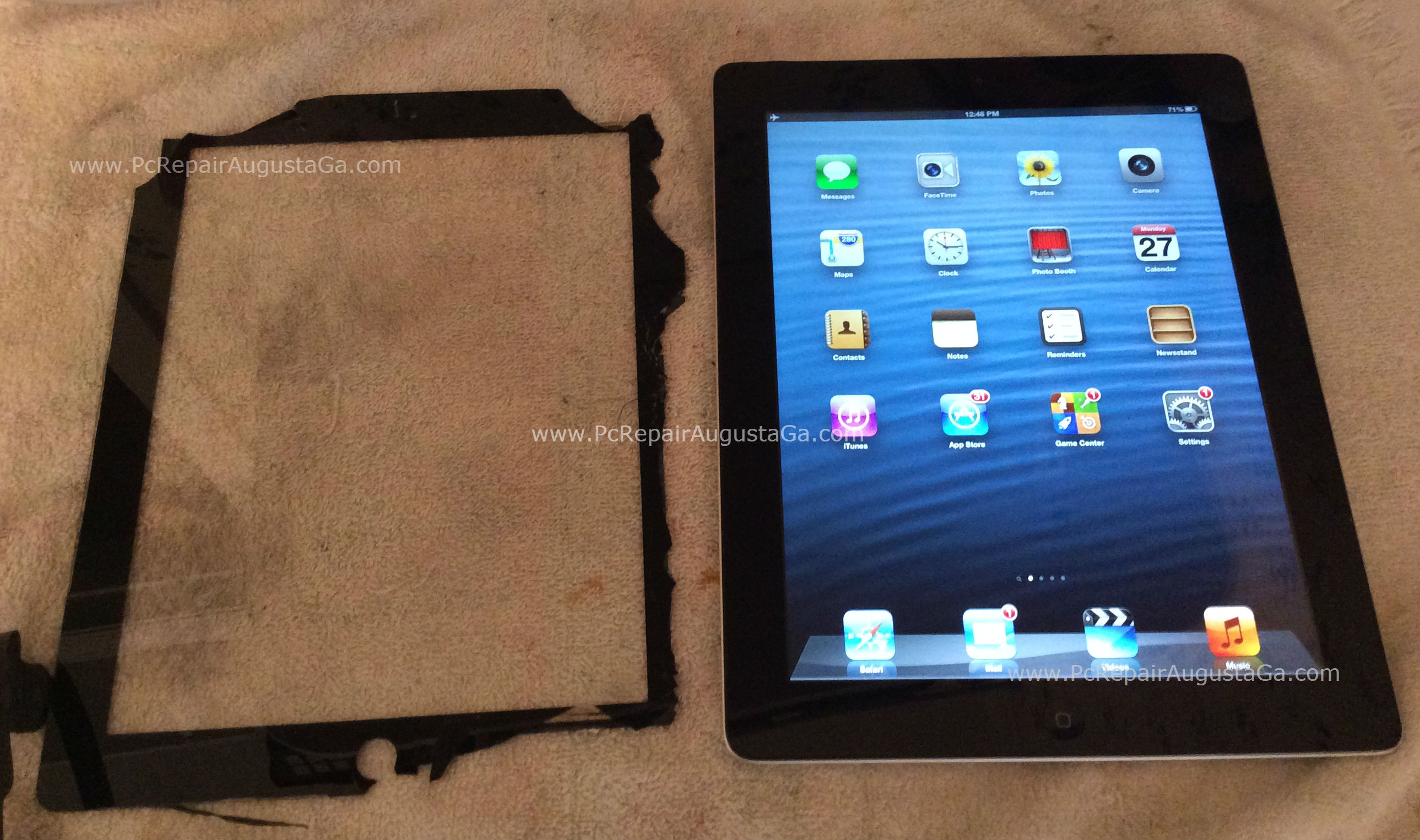 iPad 3 Digitizer